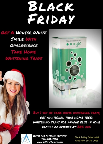 Black Friday Whitening Trays