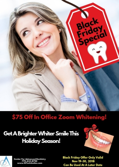 Black Friday Whitening