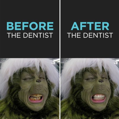 grinch before and after